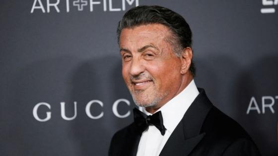 """Sylvester Stallone: """"E grozav să te întorci din morţi"""""""