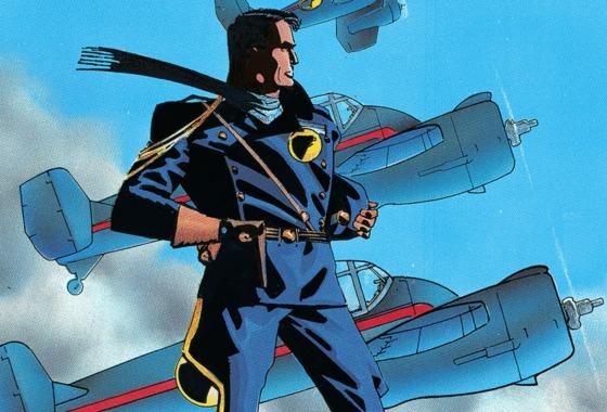 Spielberg va regiza un film DC Comics, Blackhawk