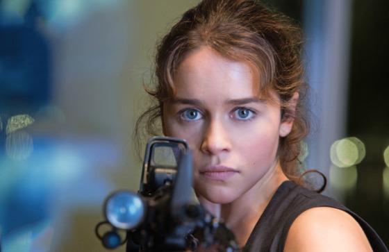 Emilia Clarke a declarat că insuccesul lui Terminator Genisys a făcut-o să se simtă uşurată