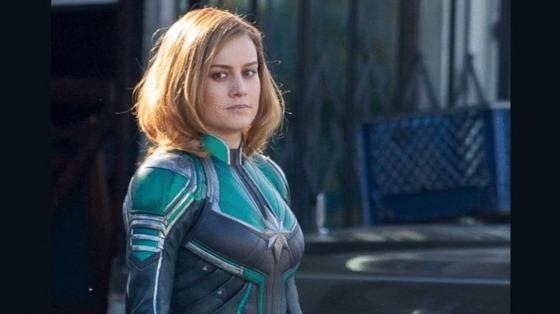 Brie Larson a filmat scene din Avengers 4 înainte de a filma Captain Marvel