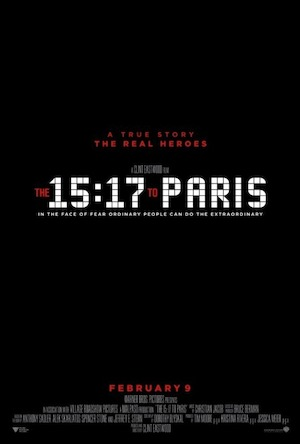 Trenul de 15:17 spre Paris