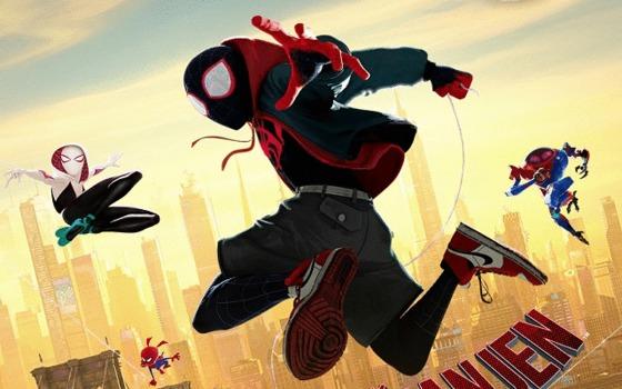 Spider-Man: Into the Spider-Verse, cu un protagonist ce trăiește printre alți supereroi din benzile...
