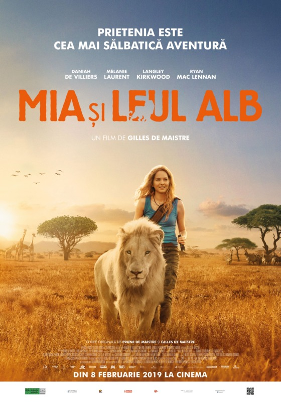 Mia și leul alb