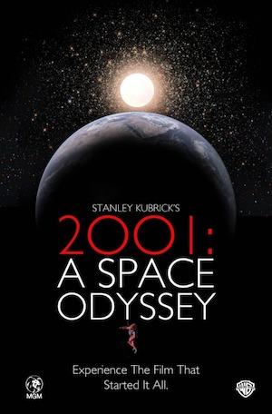 Odiseea Spațială 2001