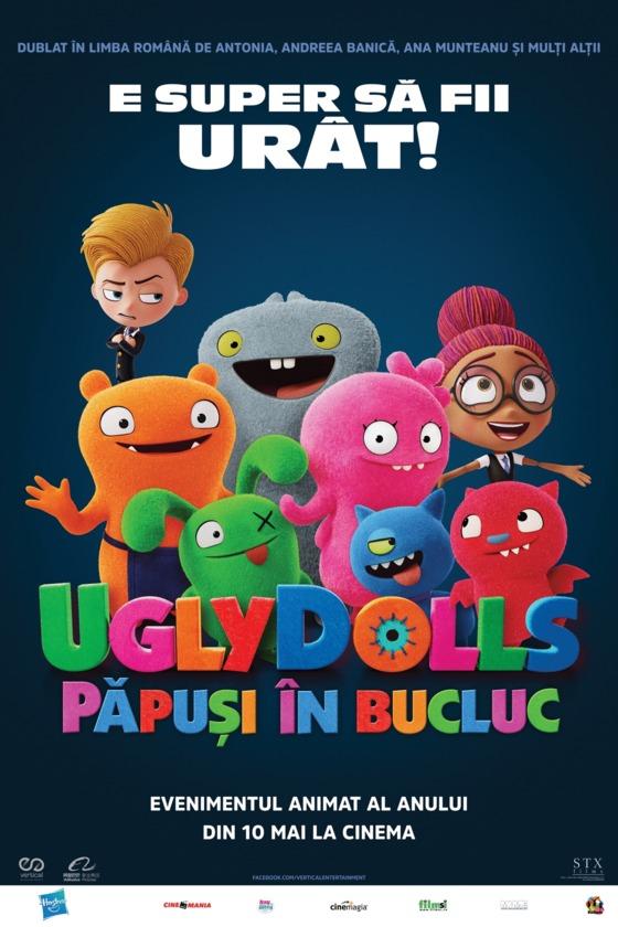UglyDolls: Păpuși în Bucluc