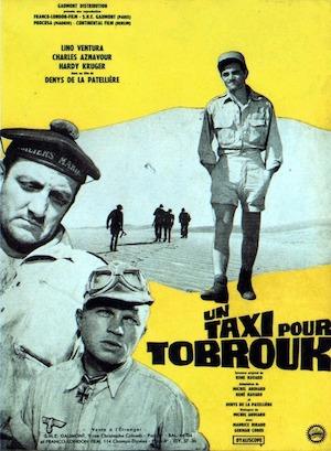 Un taxi pentru Tobruk