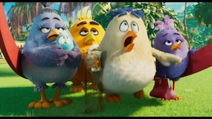 Angry Birds: Filmul 2