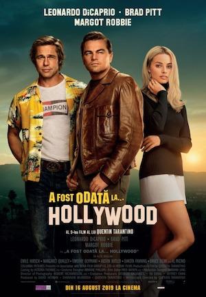 A fost odată la... Hollywood