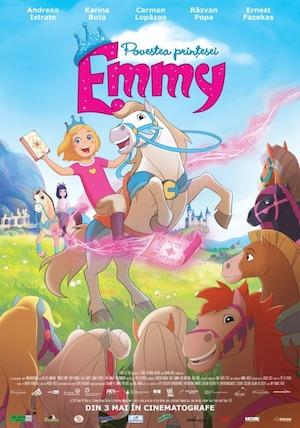 Povestea prințesei Emmy