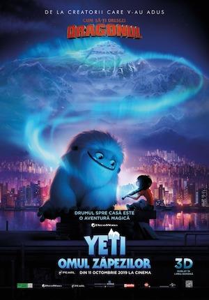 Yeti - Omul Zăpezilor