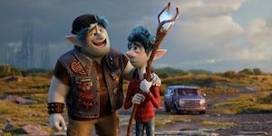 Onward/Tot înainte, o fantezie animată despre magie, maturizare și familie