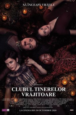 Clubul tinerelor vrăjitoare
