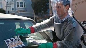 Jude Law fusese avertizat, în timp ce filma Contagion, că o pandemie similară e inevitabilă în...