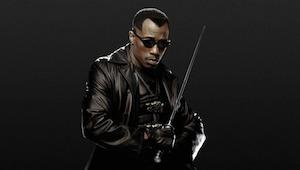 Wesley Snipes își face propriul film Blade, după ce a pierdut rolul faimosului vânător de vampiri