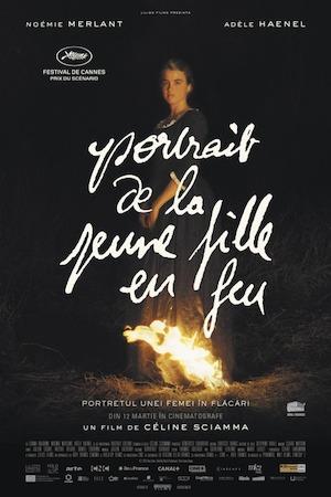 Portretul unei femei în flăcări
