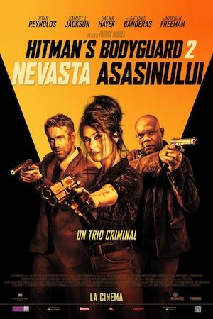 Hitman's Bodyguard 2: Nevasta asasinului
