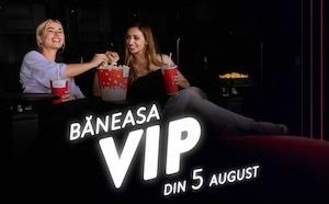 Cineplexx Baneasa te scoate la VIP din 5 august
