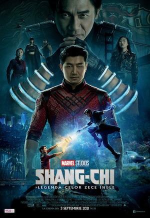 Shang-Chi și legenda celor zece inele