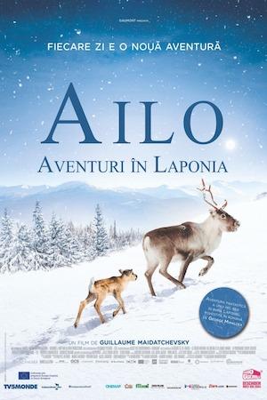 Ailo - Aventuri în Laponia