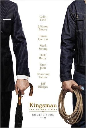 Kingsman: Cercul de Aur
