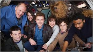 Solo: A Star Wars Story este titlul oficial al producţiei despre Han Solo